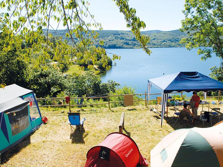 village vacances le laouzas camping