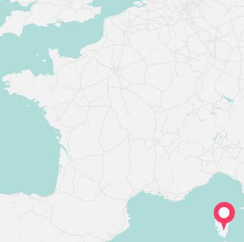 fiche village gabarit carte localisation bungallow du maquis