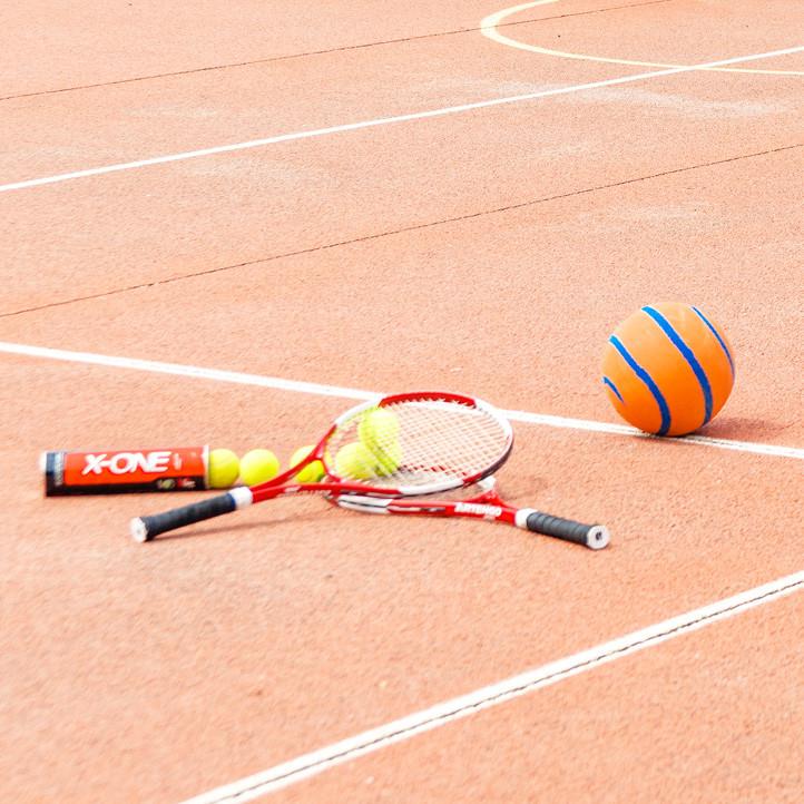 vacances sport anglet tennis