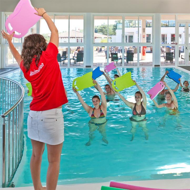 vacances bien etre hendaye piscine