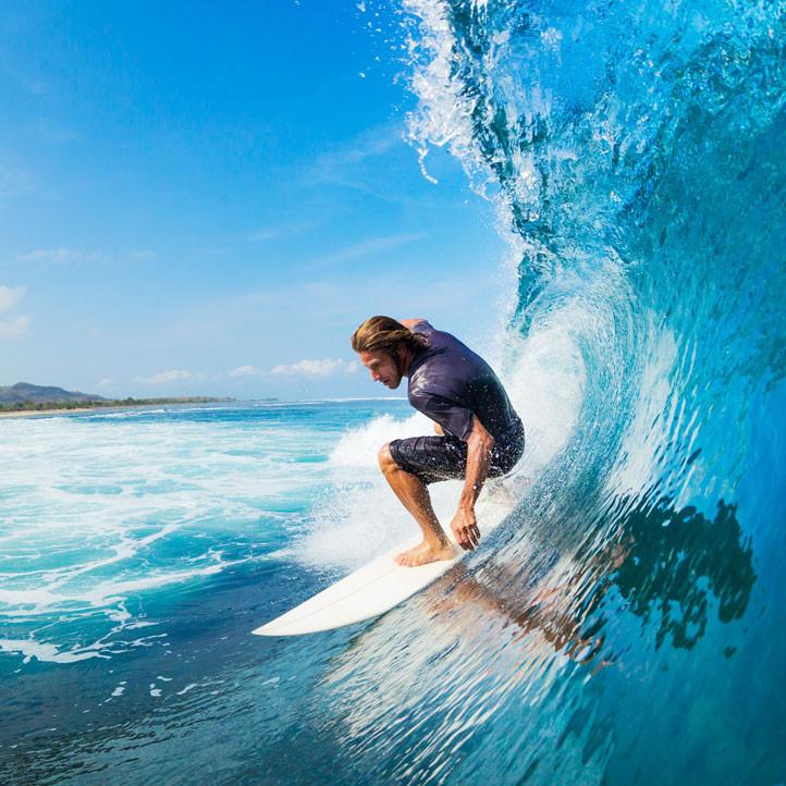 vacances sport hendaye surf